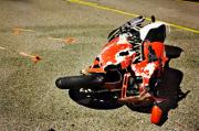 les chiffres concernant les accidents mortels de moto sont au plus bas