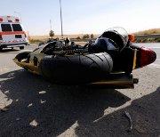 Accident pour les deux-roues