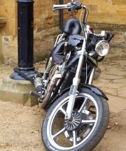 Je ne peux pas rouler avec ma moto car je n'ai aps d'assurance !