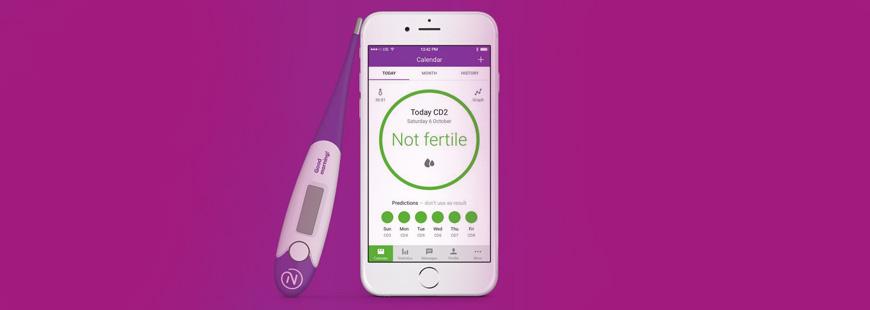 Une appli pour une contraception naturelle