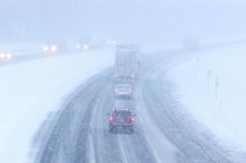 En hiver, équipez votre voiture de pneus neige