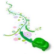 Assurance auto véhicule vert