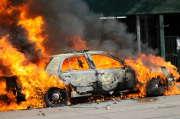 gare aux incendie de voiture : quelle protection ?