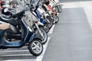 Même garé sur la voie publique votre scooter peut-être assuré !