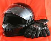 moto-casque-gants