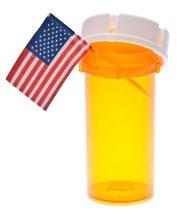 Etats-Unis-Amerique-sante-drapeau-flacon