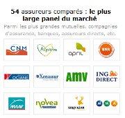 Assurland.com compare pour vous 54 assureurs !