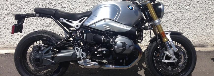 Trois nouvelles motos R nineT chez BMW