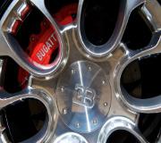 Karim Benzema roule en Bugatti Veyron