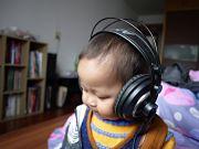 Les enfants �coutent, trop et trop souvent de la musique en casque