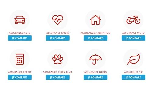 Avec Assurland, comparez gratuitement les offres d'assurance !