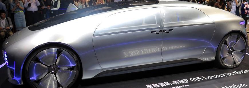 Mercedes : une nouvelle marque et des modèles électriques