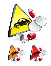 Les médicaments responsables d'accidents