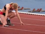 Départ d'une course relais