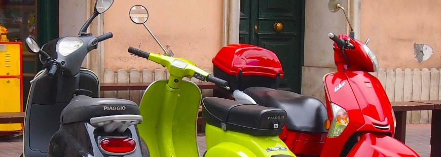 La Vespa : 70 ans, toujours fringante