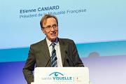 Etienne Caniard quitte la pr�sidence de la Mutualit� fran�aise apr�s 6 ans de mandat