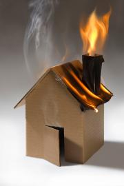 Assurance maison les risques repr sent s par les for Assurance incendie maison