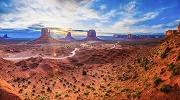 Google Car : plus de 50 degrés et tempêtes de poussière dans le désert