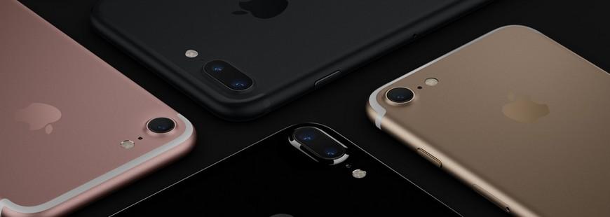 Présentation des nouveautés de l?iPhone 7 et 7 Plus