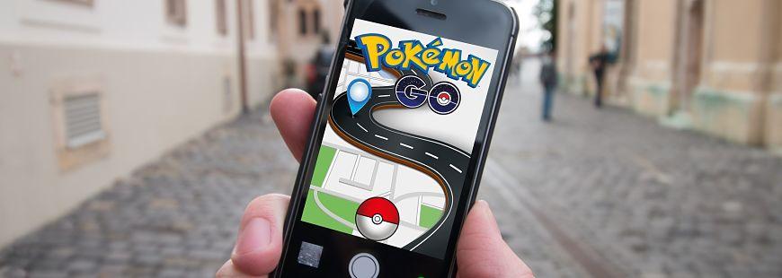 Attention an jouant aux Pokemon