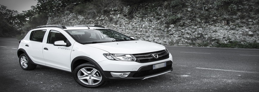 La Dacia Sandero plébiscitée en avril 2016 dans l'Hexagone