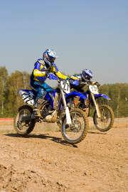 La mutuelle des motards assure l'enduro !