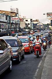 La circulation inter file bientôt légale !