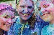 Poudres colorées : la réponse de Color Me Rad