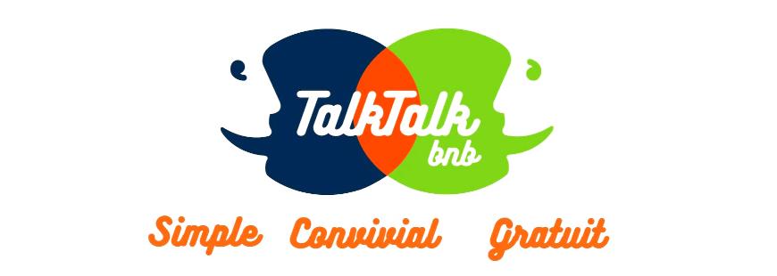 TalkTalkBnb pour être logé gratuitement pendant vos vacances