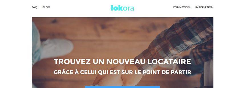 Lokora est une jeune pousse qui paie les locataires sortant pour en trouver de nouveaux !