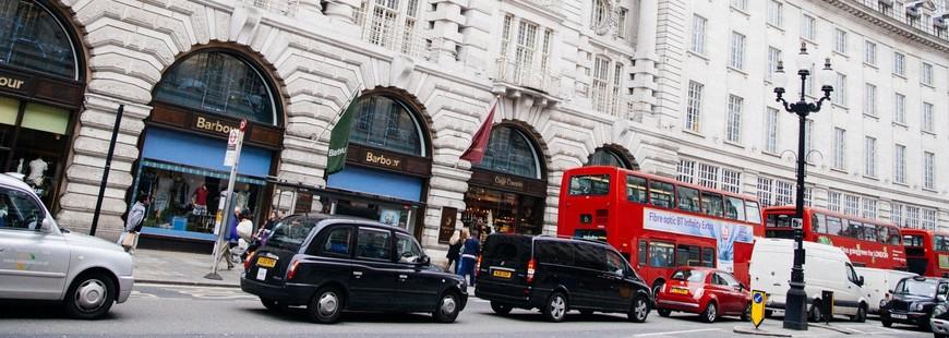 À Londres les drones vont remplacer les hélicoptères