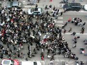 La LMDE manifeste contre la politique d'austérité dangereuse pour la santé des Français et notamment des jeunes