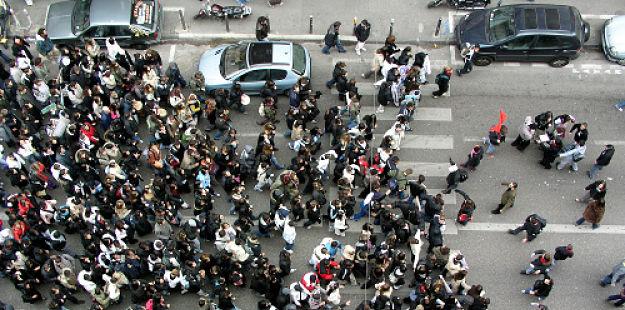Les manifestants voient leur prime d'assurance doubler