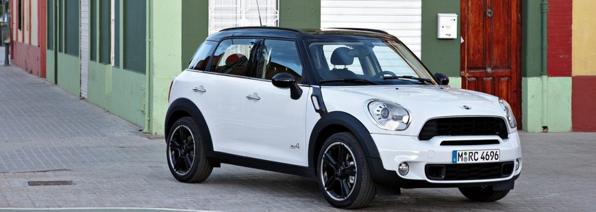 Le Mini Countryman adopte une version hybride rechargeable