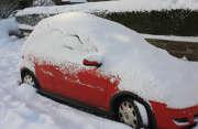 L'assurance auto vous couvre en cas de dégât  causés par la neige ou le verglas
