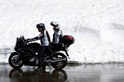 Les motards, cible d'une campagne de sensibilisation