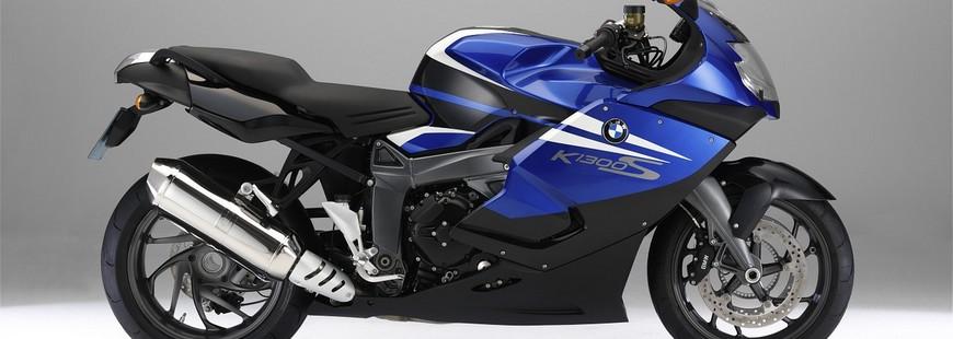 BMW équipera ses motos de l'appel d'urgence dès 2017