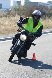 Epreuves permis moto