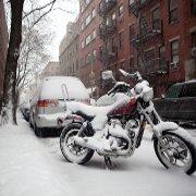 Les pneus hiver permettent de limiter les accidents.