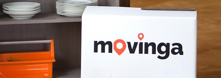 Movinga veut simplifier vos déménagements