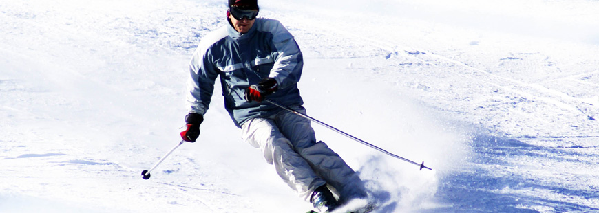 Quand on skie, comment s'assurer ?