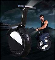 Découvrez One wheel, le scooter à une seule roue !