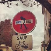 Les nouveaux panneaux de signalisation insolites