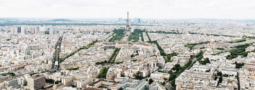 Paris, ville attractive sur Airbnb