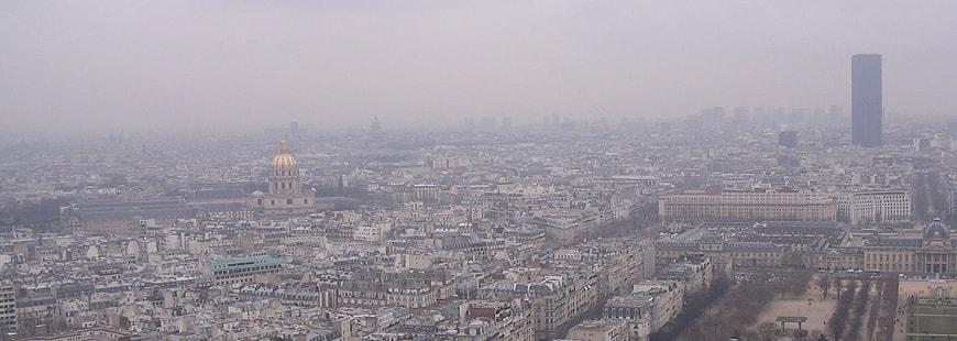 Combien de décès par an imputables à la pollution de l'air ?