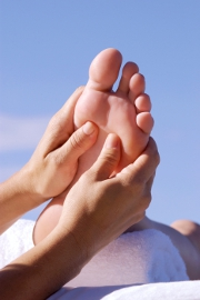 Prenez soin de vos pieds !
