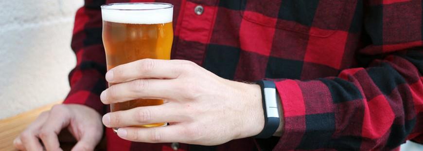 Un nouveau bracelet connecté peut mesurer votre taux d?alcool