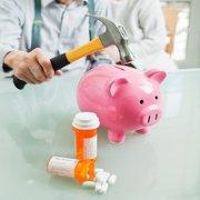 A combien s'élève les budget santé des Français ?