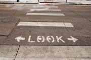 Trajet de l'école : attention aux voitures !