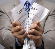Assurance auto : votre assureur peut résilier votre contrat